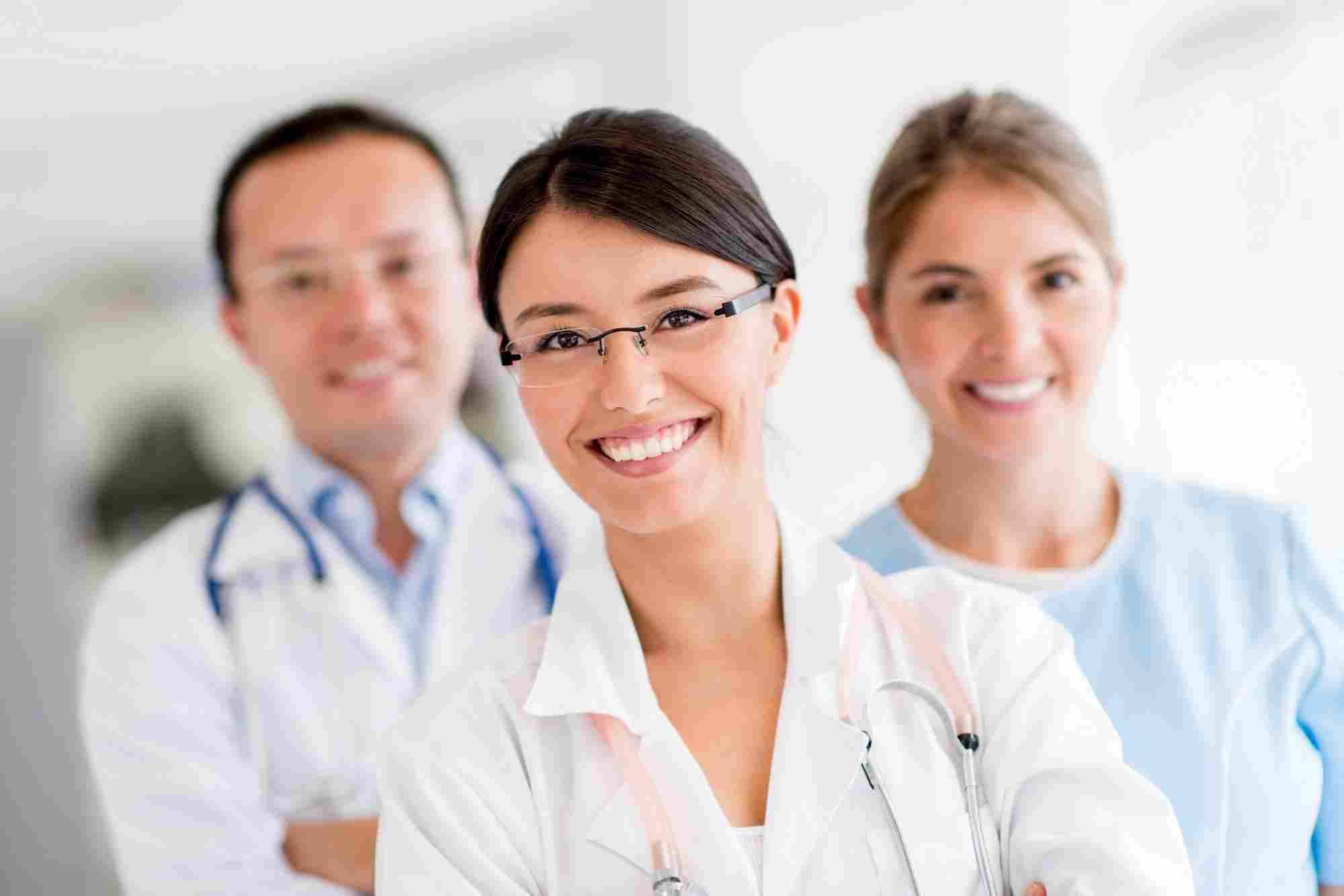 doctors - Departments