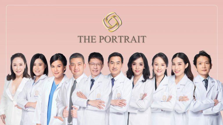 อาจารย์ นพ.พีระ หนึ่งในอาจารย์แพทย์ The Portrait Thailand  ที่รวบรวมผู้เชี่ยวชาญความงามเฉพาะด้านทุกสาขาของไทย